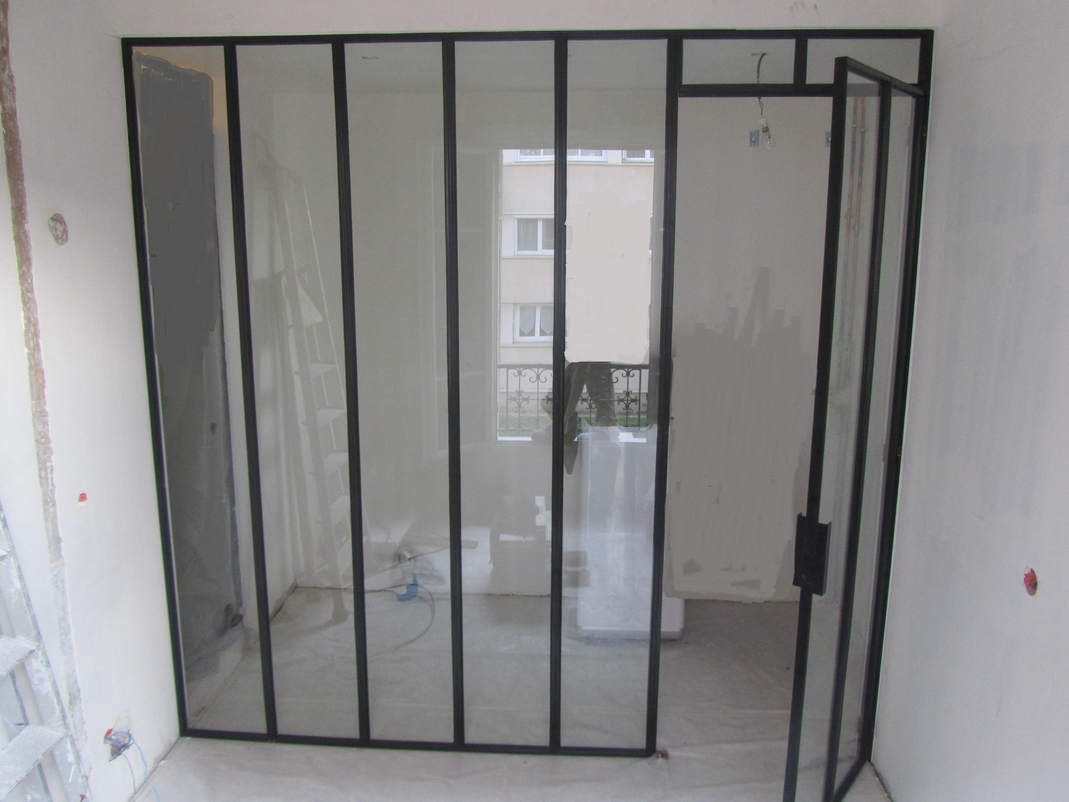 paroi douche verriere top with paroi douche verriere. Black Bedroom Furniture Sets. Home Design Ideas